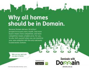 Domain ad